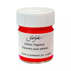 Solo Goya Pigment-Red:100647-Permanent Red Deep