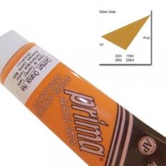 (특가판매)Prima® Acrylic Colors 118ml - 2424 YELLOW OXIDE