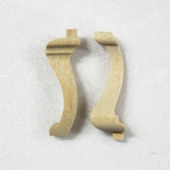 12035-Cabriole Leg 1 9/16 2pc