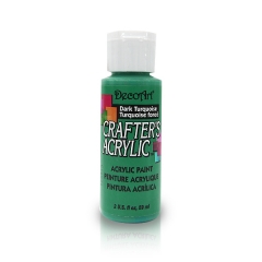 Crafter`s-2 oz(59ml)DCA43 Dark Turquoise