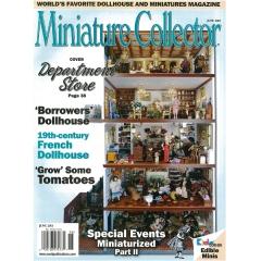 [특가판매]Miniature Collector - 2011.06(JUNE)