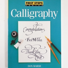 [특가판매]FIRST STEPS SERIES-Calligraphy