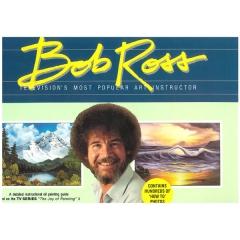[특가판매]Bob Ross교재:R010-Joy of Painting Vol.10(특가판매)