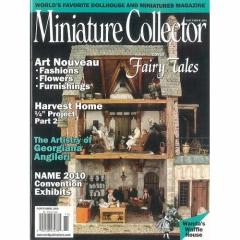[특가판매]Miniature Collector - 2010.11(November)