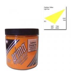 (특가판매)Prima® Acrylic Colors 236ml - 2807 CAD YEL LT HUE